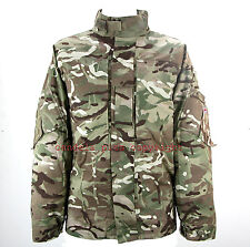 Genuine British Army Multicam MTP Camo Type 2 PCS Shirt Jacket, New