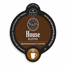 Tully's - HOUSE BLEND - Coffee Vue Cups for Keurig Brewers