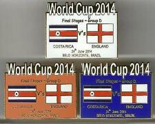 World Cup 2014 Finals - Costa Rica v England