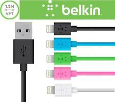Belkin OEM iPhone 5 5S 5C with 8-Pin Lightning USB Cable Works For IOS 7