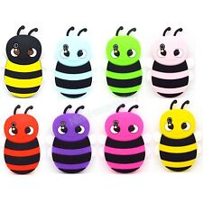 Choice Color Bees Silicone Soft Case Cover for Samsung Galaxy Ace S5830