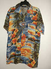 NWT KIDS / YOUTH  HAWAIIAN SHIRT ALOHA HAWAII print #2  PIC SIZE