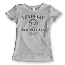 VANDELAY INC. funny cool tv show parody awesome retro new WOMENS T-Shirt GRAY