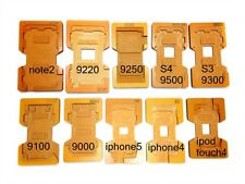 UV Glue (LOCA) Alignment Mould LCD Outer Glass Holders For Samsung iPhone HTC ab