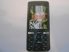 Sony Ericsson K850 Faceplate Housing Fitted Case Skin Rigid Plastic For K850