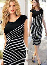 New Summer Womens Sexy Bodpycon dresses Evening Party Cocktail  Pencil dress