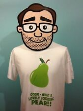 Carry On Doctor - Barbara Windsor / Lovely Pear - Funny Male T Shirt