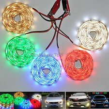 5050 1M Warm Cool White Red Yellow Blue Green Car Decorative 60 led Strip Light