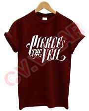 PIERCE THE VEIL T SHIRT HARDCORE ROCK BAND MUSIC AMERICAN ALL COLOURS UNISEX
