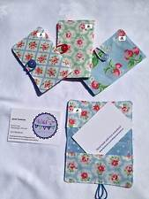 Handmade Cath Kidston Credit Card/Store Loyalty Card Business Card Mini Wallet