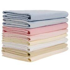 Fitted Bed Sheets And Pillow Cases - Single, Double and King Size