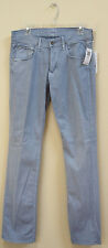 NWT Hudson Jeans BYRON Five Pocket Straight Cove Blue Men's 30 31 32 33 34 36 40