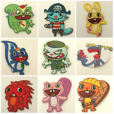 Happy Tree Friends Embroidered Patches