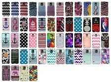 For Samsung Galaxy S5 G900 New Colorful Designs Protective Hard Cover Phone Case