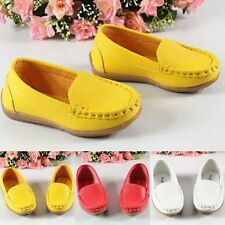 Kids Baby Toddler Girl Boy Fashion Loafers Soft Flats Slip-on Crib Shoes S48143