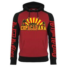Kapuzenpullover Hoodie Copacabana summer support 1312 acab red gold oi hooligan
