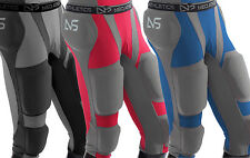 2014 NEO PRODIGY 7 PAD FOOTBALL GIRDLE - 3 COLOR OPTIONS