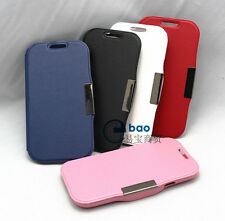 Sale Phone Magnetic Flip Leather Case Cover For Samsung Galaxy S3 i9300 *ct