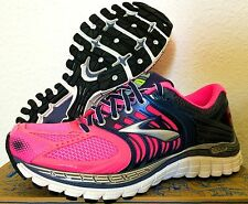 BROOKS Glycerin 11 Women's Running Shoes 120137-813 Bright Pink B Width - NEW