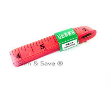 Weight Loss Tape Measure, Cloth Tape Measure to measure progress - Free Delivery