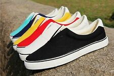 Men/Boy WomenCanvas Slip On Casual Shoes Sneaker Plimsolls Loafers Pumps Shoes