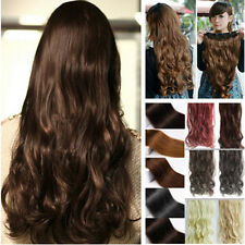 30% Off Grade AAA+ one Wefts Clip in Hair Extensions Half Full Head A92