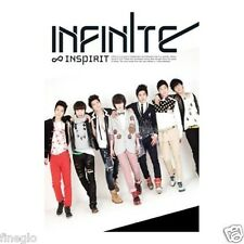 INFINITE - Inspirit (Single) Korean kpop (Gift Photo)