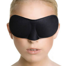Eye Mask Shade Nap Cover Blindfold Sleeping Eyeshade Blinder Eyepatch For Travel