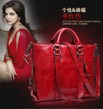 2014 new leather handbag lady bag European and American fashion retro shoulder