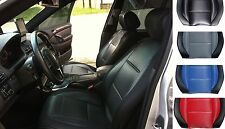 SELECT HYUNDAI MIX L.CARBON FIBER AND SYNTHETIC TWO FRONT CUSTOM CAR SEAT COVERS