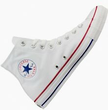 New Converse All Star Chuck Taylor High Optical White Womens shoes Size 5.5-12