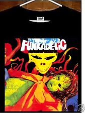 Funkadelic T shirt; Funkadelic Lets Take It To The Stage
