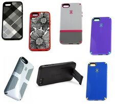 Speck Cases for iPhone 5/5S Various Styles & Colors - New in Retail Packaging