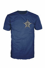 SHERIFF'S DEPARTMENT T-shirt. Inspired by the popular TV series Banshee