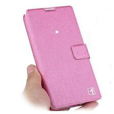4colors Wallet Flip Leather Case for Samsung Galaxy Trend GT-S7568 GT-S7898 a
