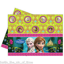 Disney Frozen Princess Girls Boys Party Tableware Job Lots Plastic TABLECOVER
