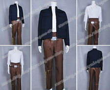 Star Wars ESB The Empire Strikes Back Han Solo Cosplay Costume Outfits Halloween