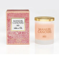 MANUEL CANOVAS CANDLE XL SIZE 200gr/ 6.6oz SHIPS FREE WITHIN USA