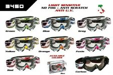PROGRIP 3458 TOP LINE XL ROLL OFF MX GOGGLES FREE EXPRESS EU DELIVERY