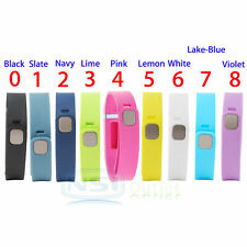 Large Size Replacement Wrist Band w/ Clasp for Fitbit Flex Bracelet(No Tracker)