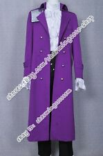 Purple Rain Cosplay Prince Rogers Nelson Costume Coat Shirt Pants Outfits