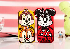 Cute Cartoon scrawl Disney Soft Silicone Cover for HTC ONE M7/M8 Cell Phone Case