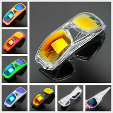 Free Hot wholesale Riding Bicycle cycling sunglasses beach Mirror Goggles UV400