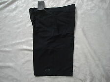 New For 2014 Oakley Take Mens Golf Shorts Jet Black in all sizes Only £27.95