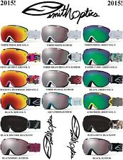 SMITH OPTICS IOS GOGGLE, SKI / SNOWBOARD, WHITE FLORAL OMBRE / IGNITOR LENS SALE