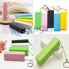 2600/5600mAh External Power Bank Backup USB Battery Charger for Cell i Phone