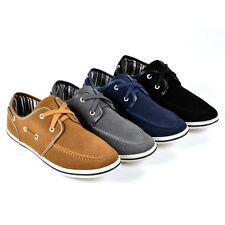 Mokassins Herren Sneakers Schnürer 96009 All Year Schuhe 40-46 Modatipp