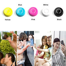 Mini Wireless Bluetooth Remote Control Self-timer Camera Shutter For IOS Android