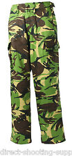 British Army Style Soldier 95 DPM Camouflage Camo Combat or Shooting Trousers