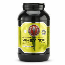 PowerMan Whey 106 ISO25 + Enzymes - Protein - Whey - Concentrate - Isolate - New